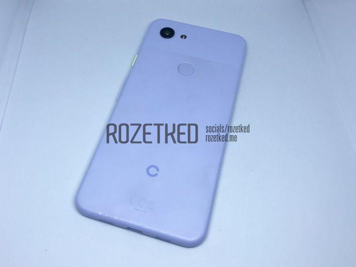 Подробности и фото Google Pixel 3 Lite. Google все же созрела для «бюджетного» смартфона? – фото 3