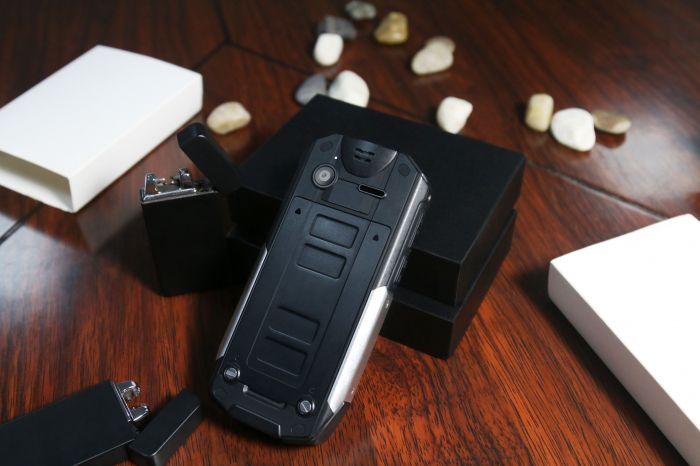Распаковка защищенного NOMU T10 – фото 1