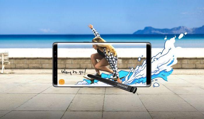 Представлен Samsung Galaxy Note 8: смартфон, дающий больше – фото 1