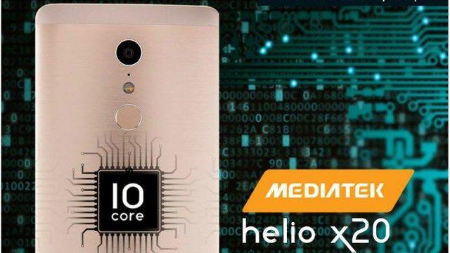 InFocus Epic 1 – представлен один из доступных смартфонов на базе Helio X20 – фото 2