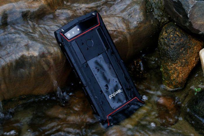 Защищенный Poptel P60 с беспроводной зарядкой и NFC появился в предзаказе – фото 3