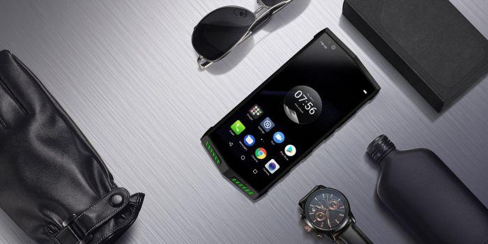 Защищенный Poptel P60 с беспроводной зарядкой и NFC появился в предзаказе – фото 2