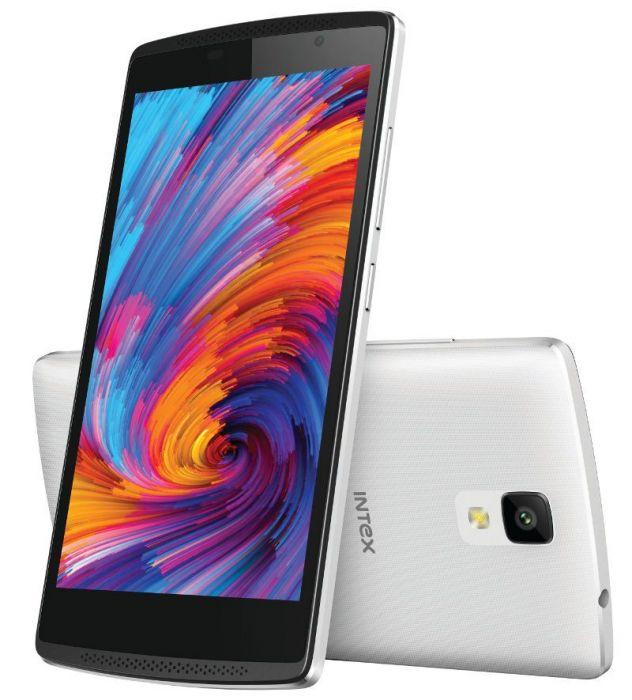 Intex Aqua Craze – стильный бюджетник в стиле Lenovo Vibe X3 за $91 – фото 2