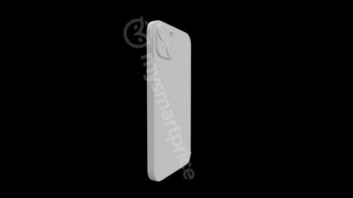 Слили 3D-изображения iPhone 13 – фото 2