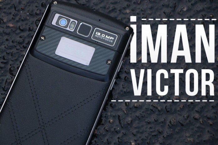 iMan Victor: распаковка нетипичного представителя ходовых защищенный устройств – фото 1