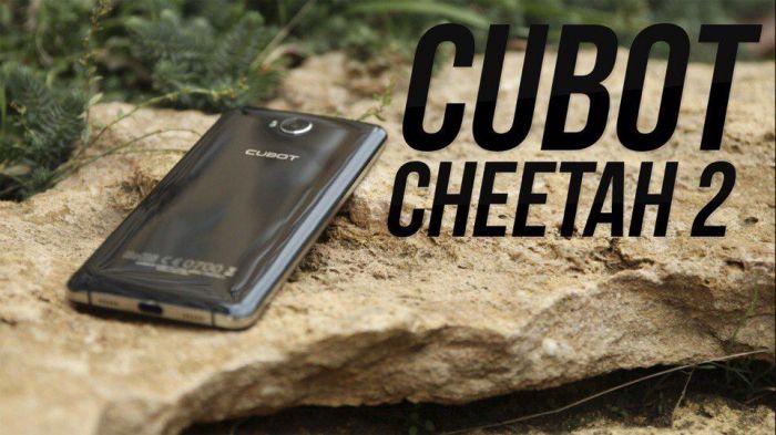 Cubot Cheetah 2: распаковка бюджетного смартфона с 3Гб ОЗУ и 32Гб ПЗУ – фото 1