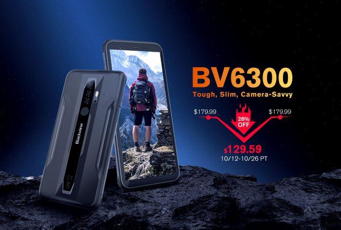 Защищенный и доступный Blackview BV6300 уже в продаже. Розыгрыш от производителя – фото 1