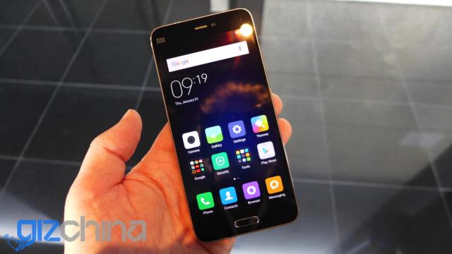 Xiaomi Mi5 поддерживает работу в 18 частотах сетей LTE – фото 1