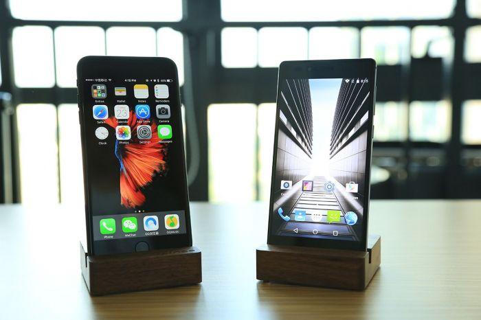 iPhone 7 против Vernee Apollo: сравнение скорости работы сканера отпечатков пальцев – фото 3