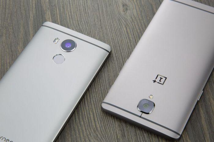 Дизайн Vernee Apollo сравнили с OnePlus 3T – фото 3