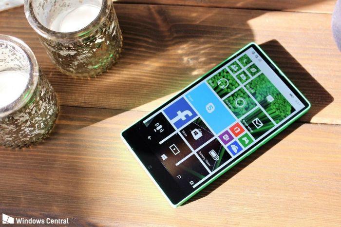 На Windows Phone поставили крест. Microsoft могла представить безрамочный смартфон еще в 2014 году – фото 1