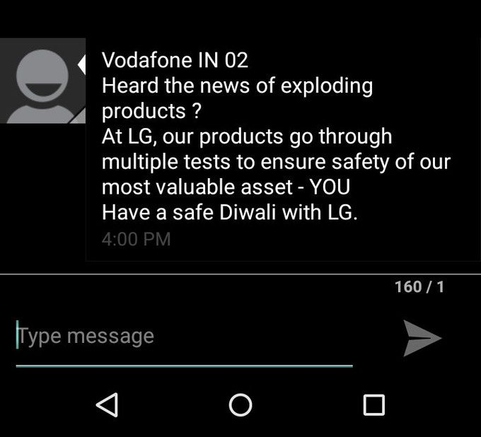 LG стыдит Samsung за взрывы Galaxy Note 7 и уверяет в безопасности своих продуктов – фото 2