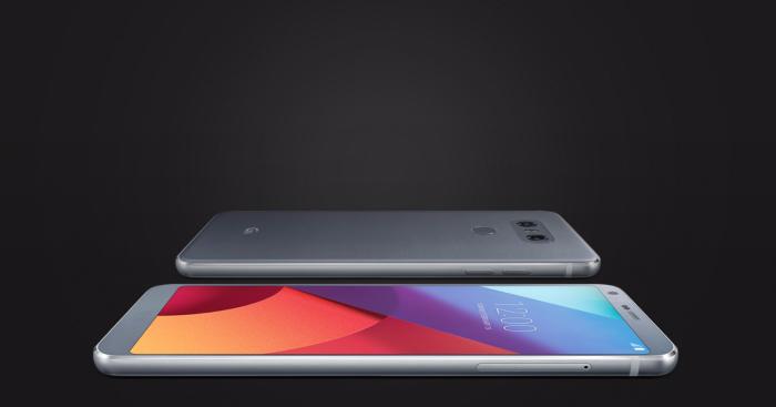 LG G6 Plus и LG G6 Pro выйдут в июне – фото 1
