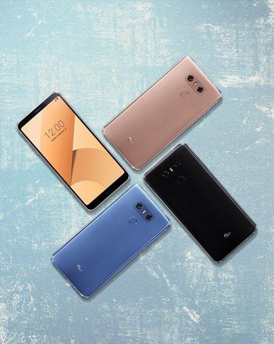 Представлены LG G6 Plus и LG G6 с 32 Гб флеш-памяти – фото 3
