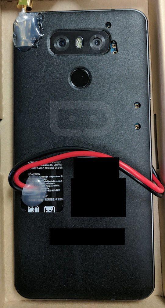 LG G6 в разных ракурсах на «живых» снимках – фото 2