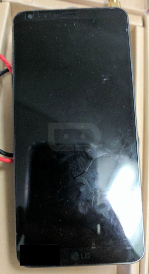 LG G6 в разных ракурсах на «живых» снимках – фото 1
