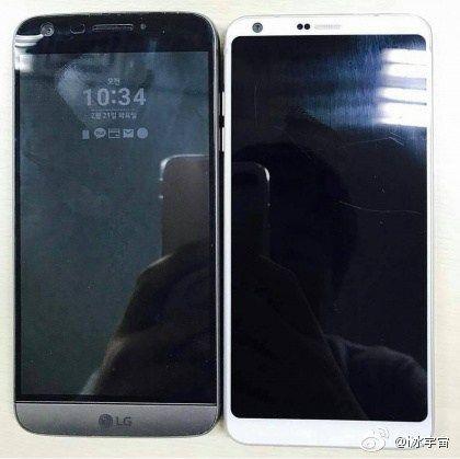 LG G6 в новом видео и на «живой» фотографии – фото 2