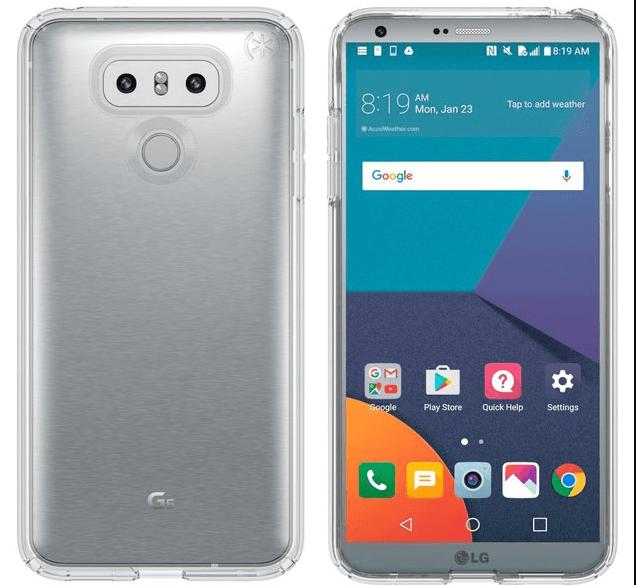 Рендер LG G6 вновь показали в сети – фото 1