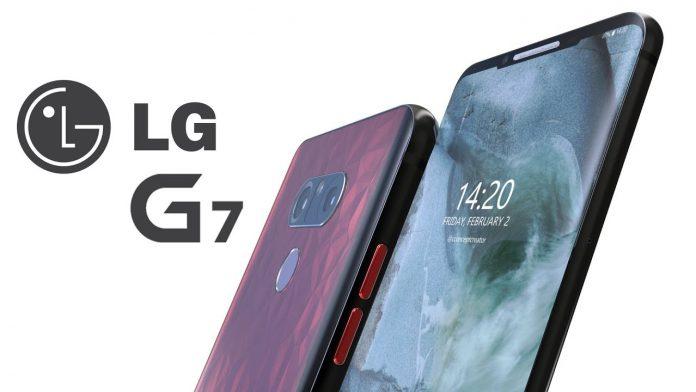 О чем рассказало первое изображение чехла для LG G7? – фото 1