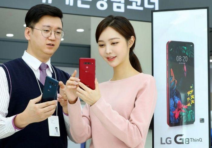 Старт предзаказов на LG G8 ThinQ. Цена флагмана – фото 3