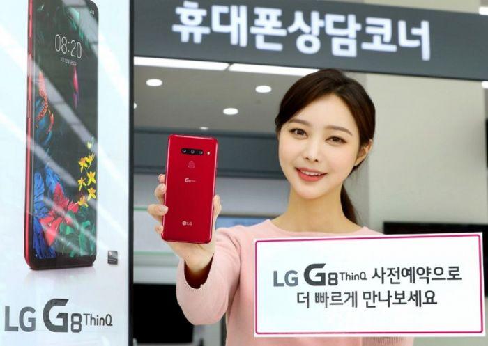 Старт предзаказов на LG G8 ThinQ. Цена флагмана – фото 2
