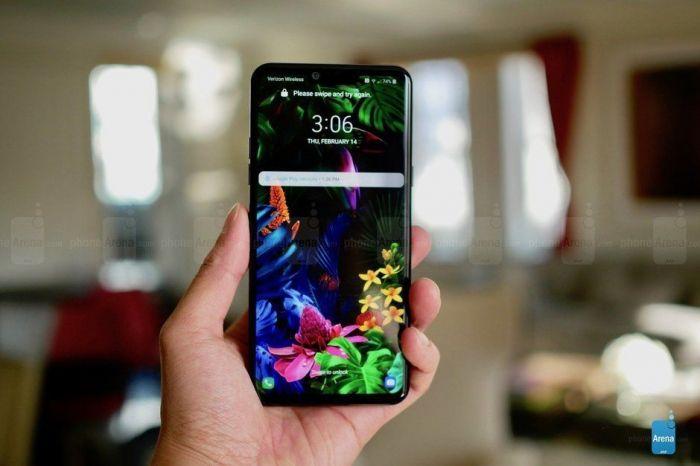 Старт предзаказов на LG G8 ThinQ. Цена флагмана – фото 1
