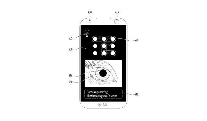 LG G7 получит сканер радужки глаза нового поколения – фото 1