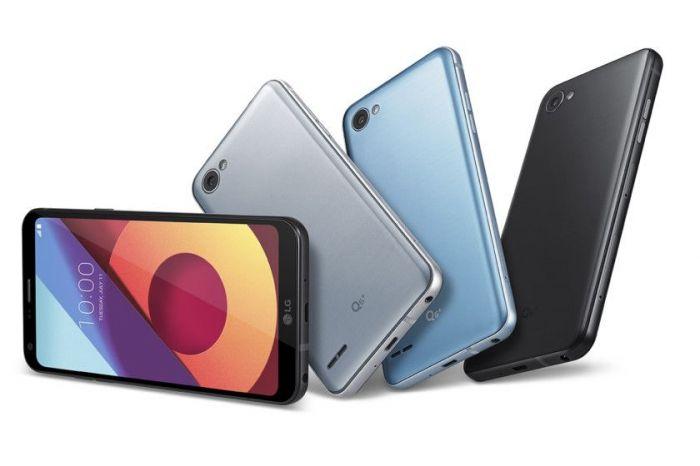 LG Q6 в трех модификациях с дисплеем Full Vision и Snapdragon 435 анонсирован официально – фото 2