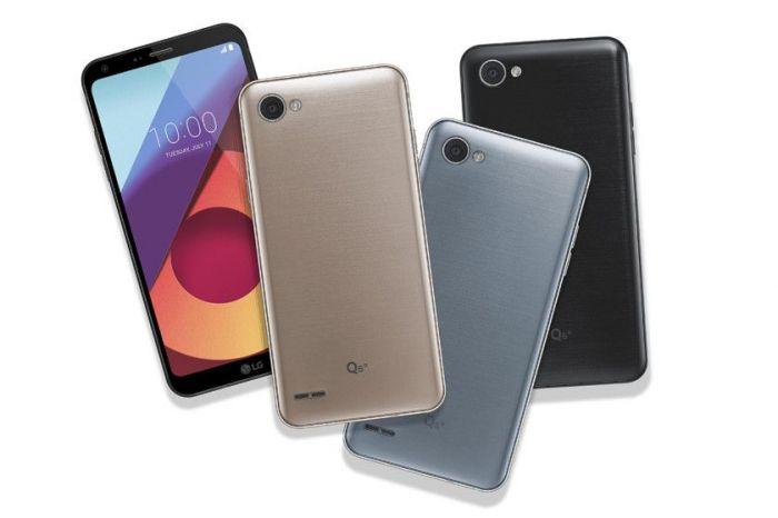 LG Q6 в трех модификациях с дисплеем Full Vision и Snapdragon 435 анонсирован официально – фото 3