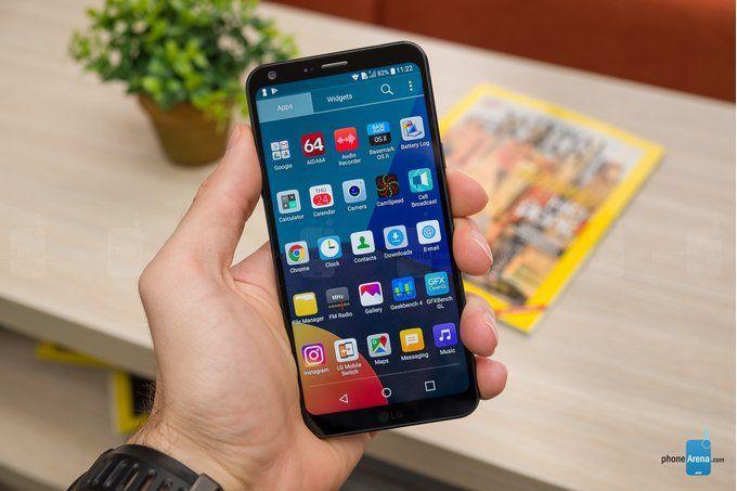 Характеристики LG Q7: кто понимает, что творит LG? – фото 1