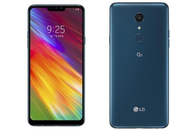 Представлен LG Q9: привет из прошлого – фото 1