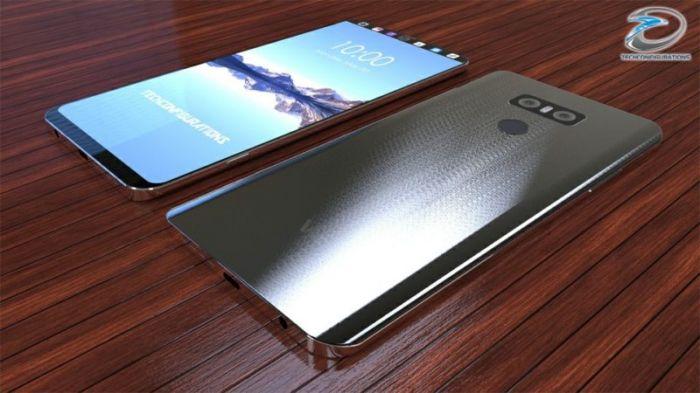 В ожидании выхода в сети опубликовали модный концепт LG V30 – фото 2