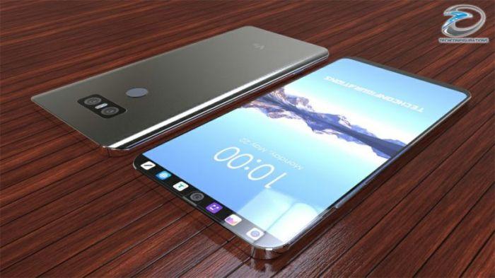 В ожидании выхода в сети опубликовали модный концепт LG V30 – фото 3