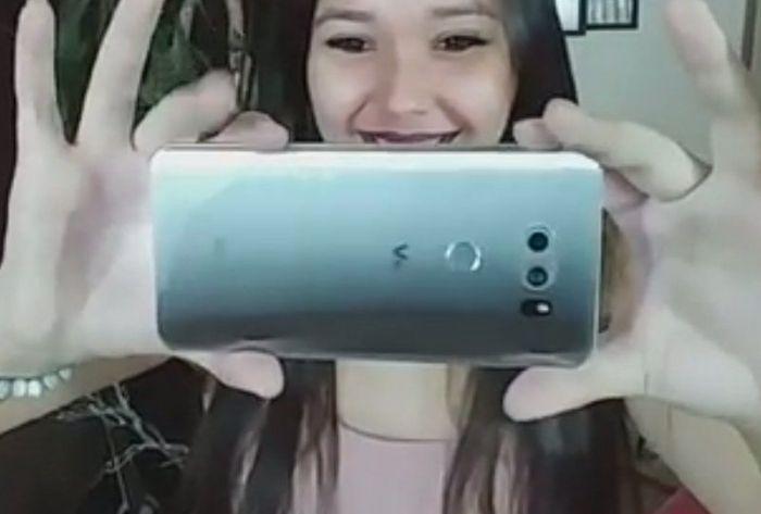 LG V30 показался на живых фото – фото 7