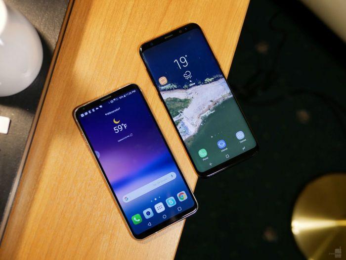 Озвучена цена на LG V30 и это серьезный конкурент Samsung Galaxy Note 8 – фото 1