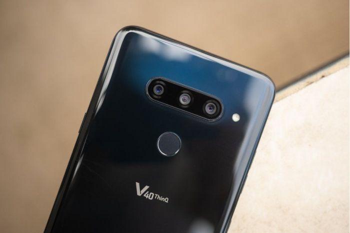 Как в США стимулируют спрос на LG V40 ThinQ – фото 1