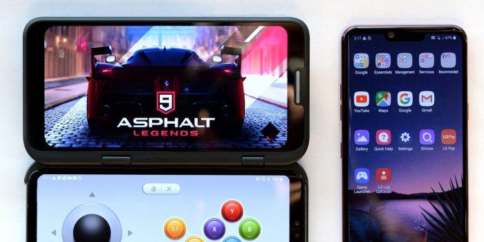LG V50 ThinQ: поддержка 5G и подключаемый экран – фото 3