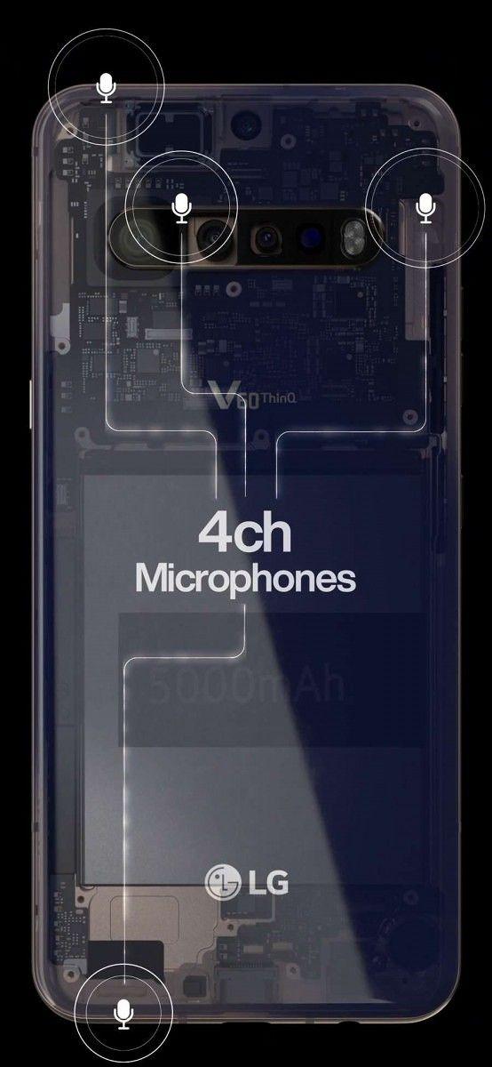 Инсайдер показал, как будет выглядеть LG V60 ThinQ – фото 1