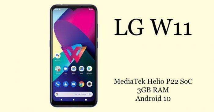 Первые подробности о бюджетном LG W11 – фото 1