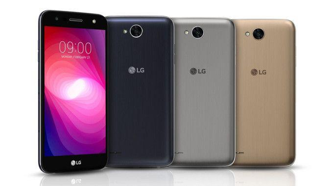 Старт продаж LG X Power 2 перенесен на июнь – фото 1