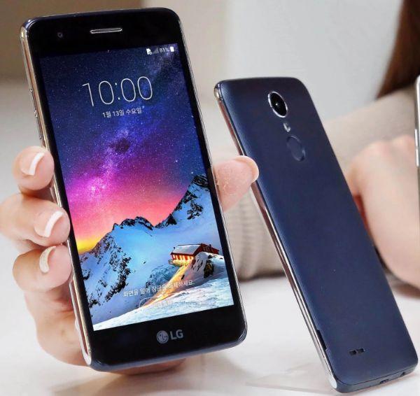 LG X300: представлен бюджетник с чипом Snapdragon 425 и Android 7.0 Nougat – фото 1