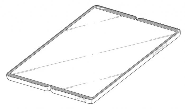 LG патентует достойную альтернативу Samsung Galaxy X – фото 2