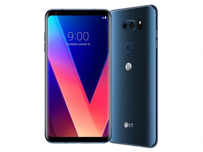 DxOMark: LG V30 хорош для фото, но видео не его конек – фото 1