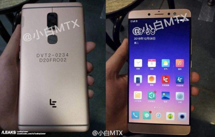 Планшетофон LeEco LEX920 появился на «живых» снимках – фото 1