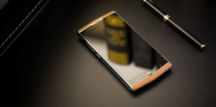 Leagoo V1: смартфон с премиальной внешностью и добротным «железом» – фото 1