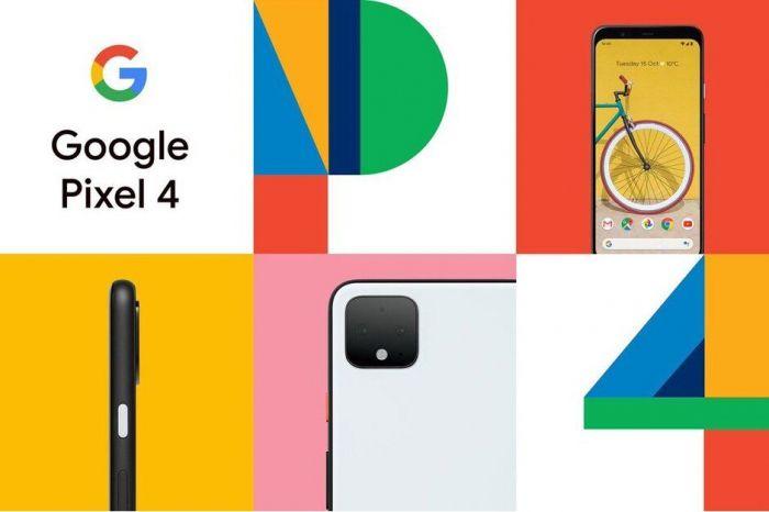 гляд нового смартфона Google Pixel 4 (і Pixel 4XL)
