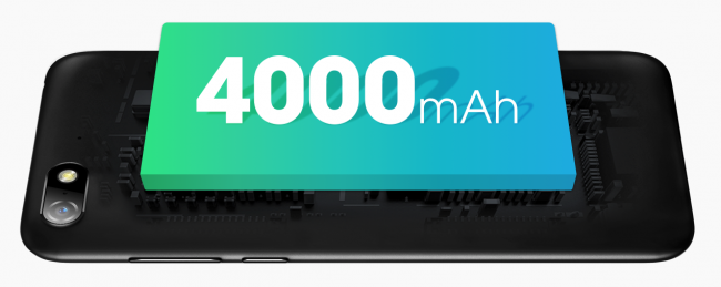Lenovo A5: бюджетник с дисплеем 18:9 и аккумулятором на 4000 мАч – фото 4