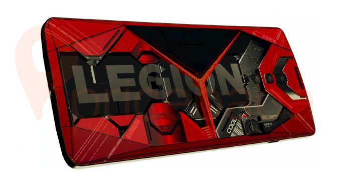 Изображения игрового Lenovo Legion