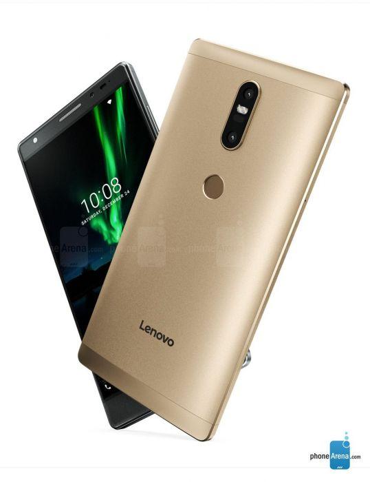 Lenovo представила доступные 6,4-дюймовые фаблеты PHAB2 и PHAB2 Plus – фото 3