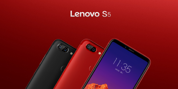 Анонс Lenovo S5: весь на тренде и с двойной камерой – фото 1